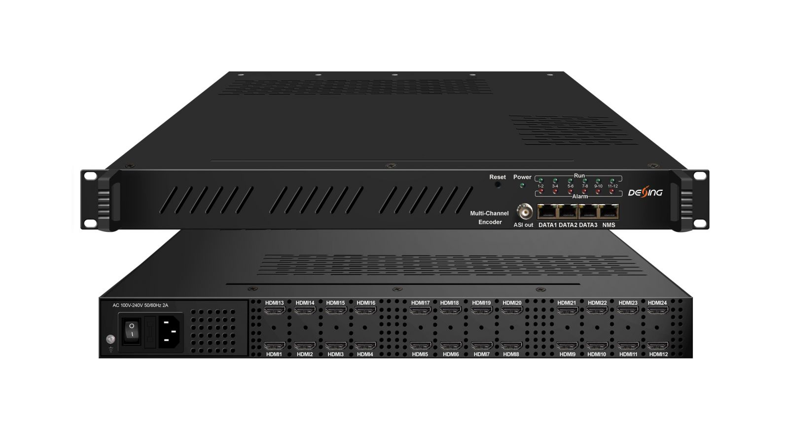 NDS3544KF Multi-Channel Encoder